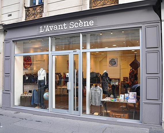 Shopping malin avec le Dressing de L' Avant-Scène