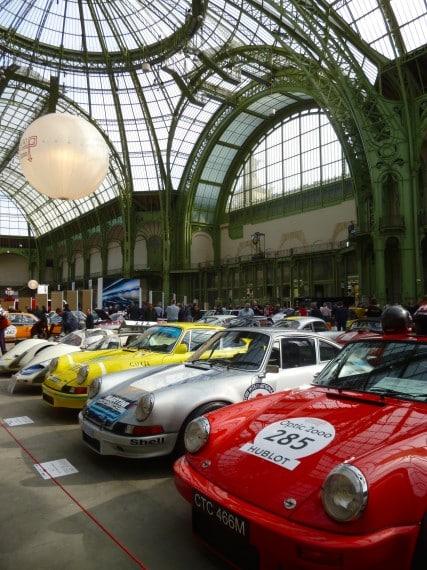 Tour Optic 2000 2014 Grand Palais