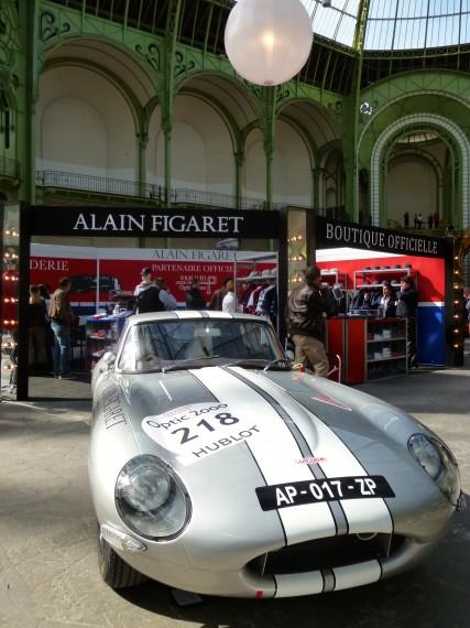 Tour Optic 2000 2014 Alain Figaret Grand Palais
