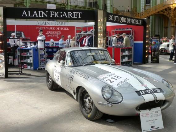 Tour Optic 2000 2014 Alain Figaret Jaguar