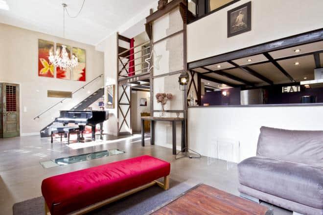 un s jour paris comme la maison avec habitat parisien. Black Bedroom Furniture Sets. Home Design Ideas