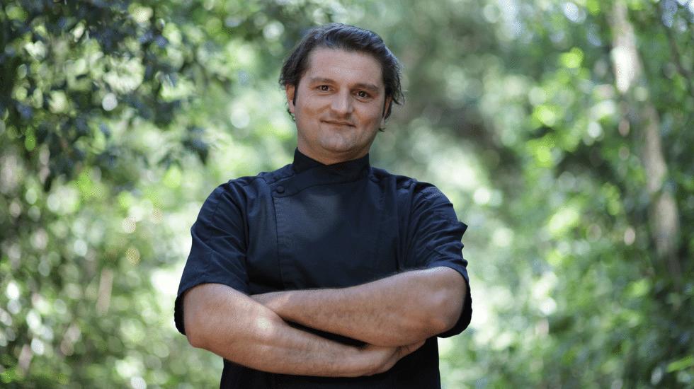 Interview : Fabien Vie, chef gastronomique à Montpellier