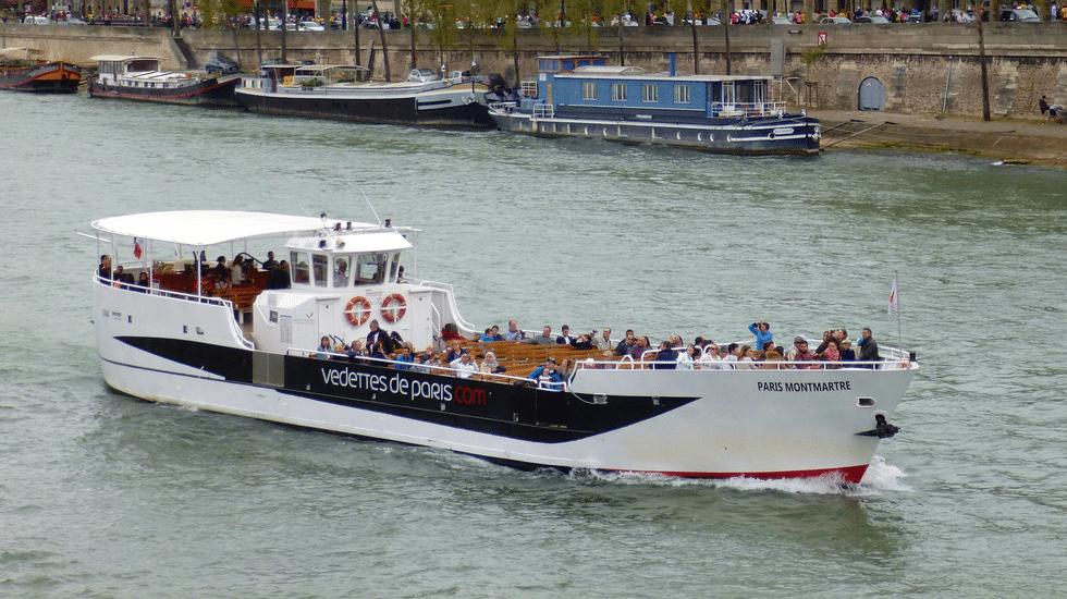 Partez en croisière sur la Seine avec les Vedettes de Paris