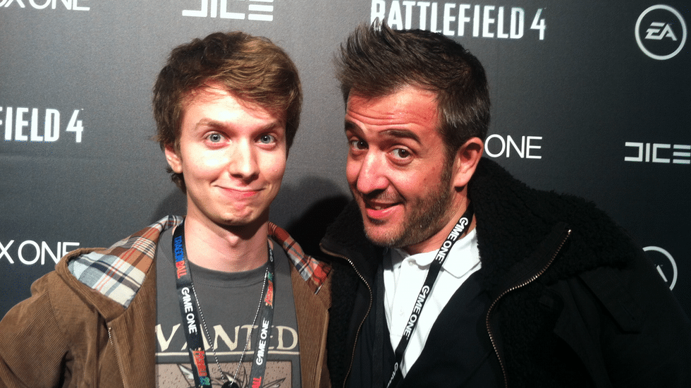 Portrait de Gamer #19 @JulienLebas
