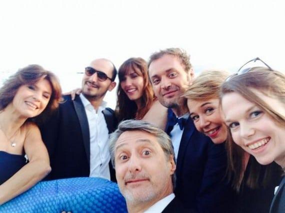 Selfie Le Grand Journal