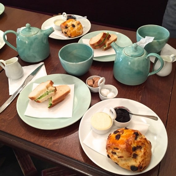 Tea Time Chez D 2