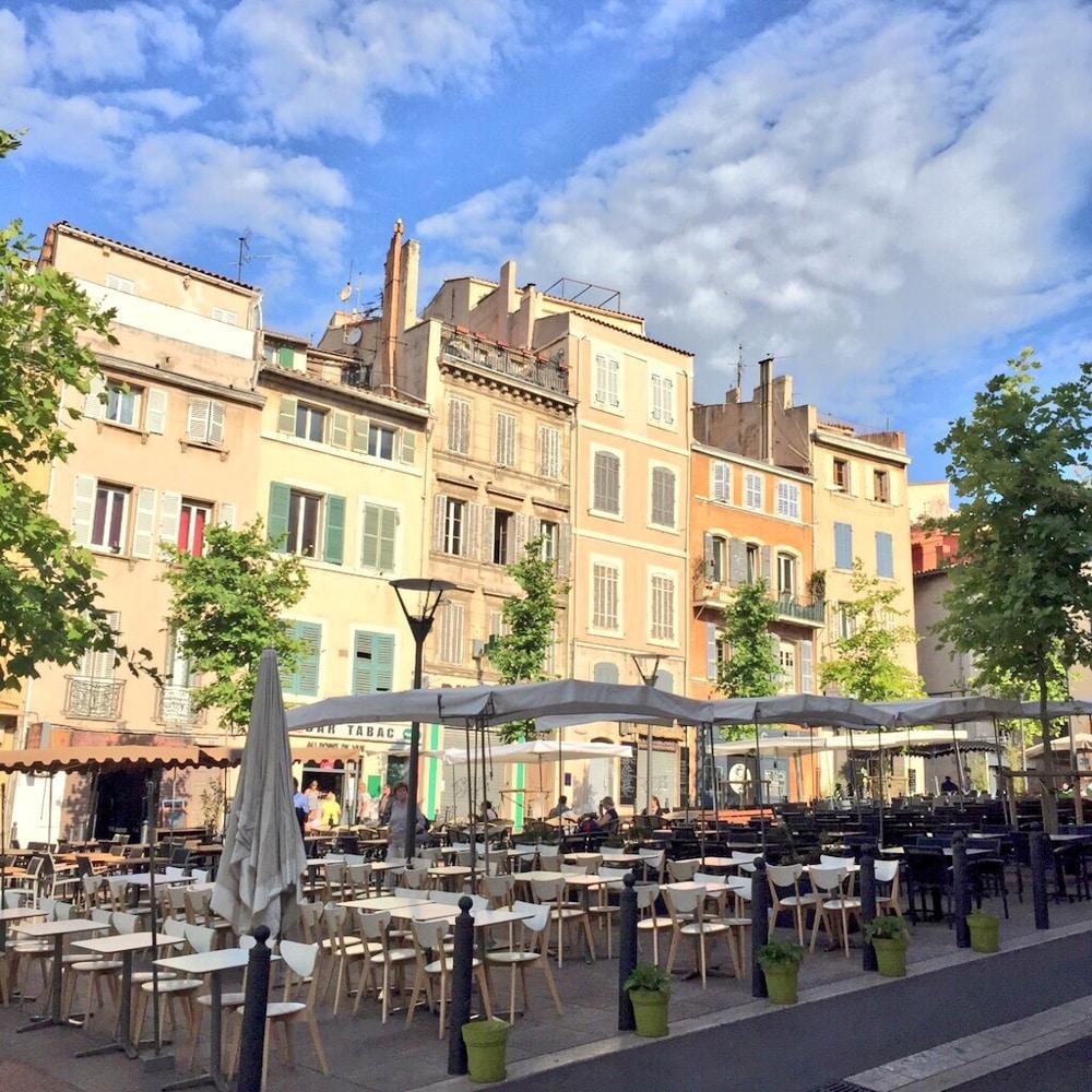 Hotel Pres Du Vieux Port De Marseille