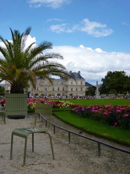 Un moment de d tente et de r verie au jardin du luxembourg for Au jardin du luxembourg