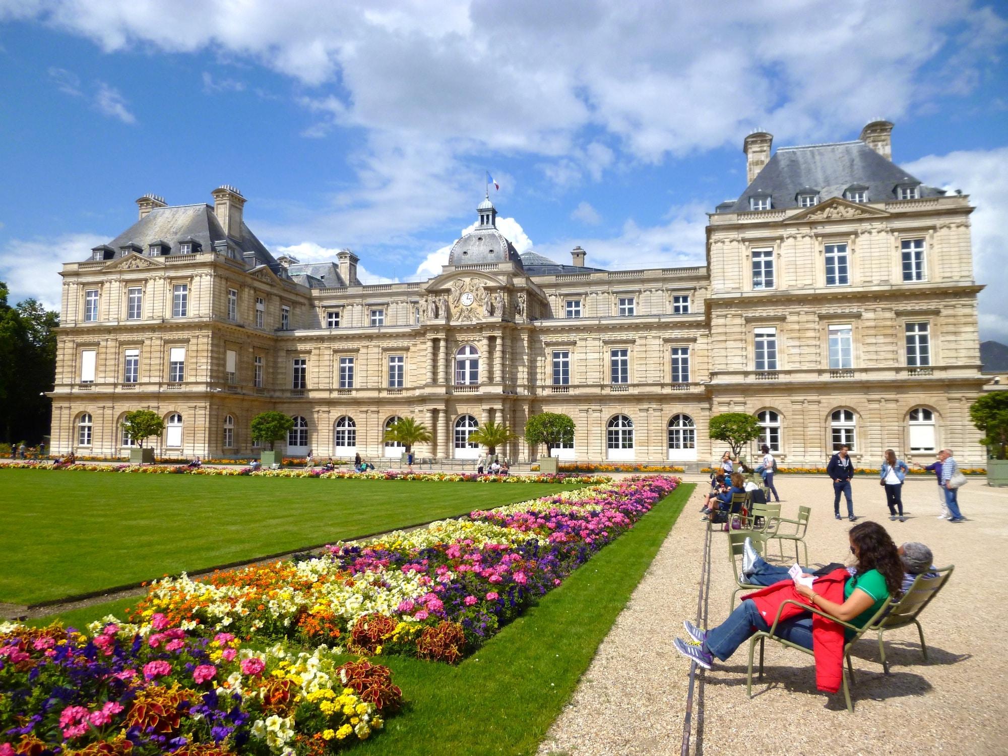 Un moment de d tente et de r verie au jardin du luxembourg - Jardin du luxembourg enfant ...
