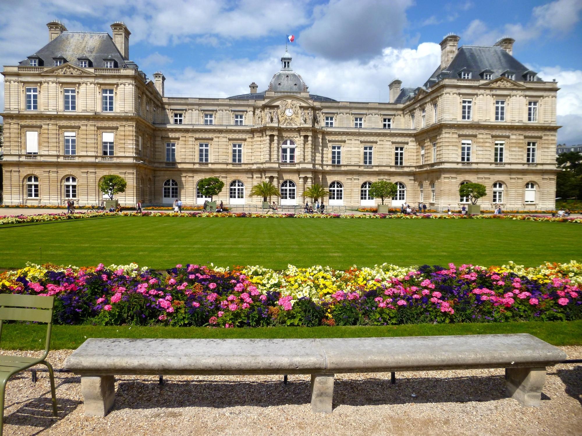 Un moment de d tente et de r verie au jardin du luxembourg paris - Comment aller au jardin du luxembourg ...