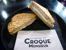 La Maison Du Croque-Monsieur : un succès de New-York à Paris
