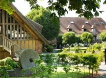 La Ferme Saint-Siméon : un havre de paix au coeur de la Normandie