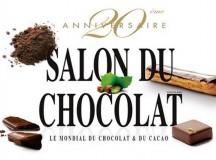 Le Salon du chocolat fait son show et fête ses 20 ans !