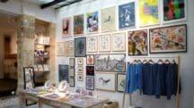 Sergeant Paper, un concept-store très arty à Paris