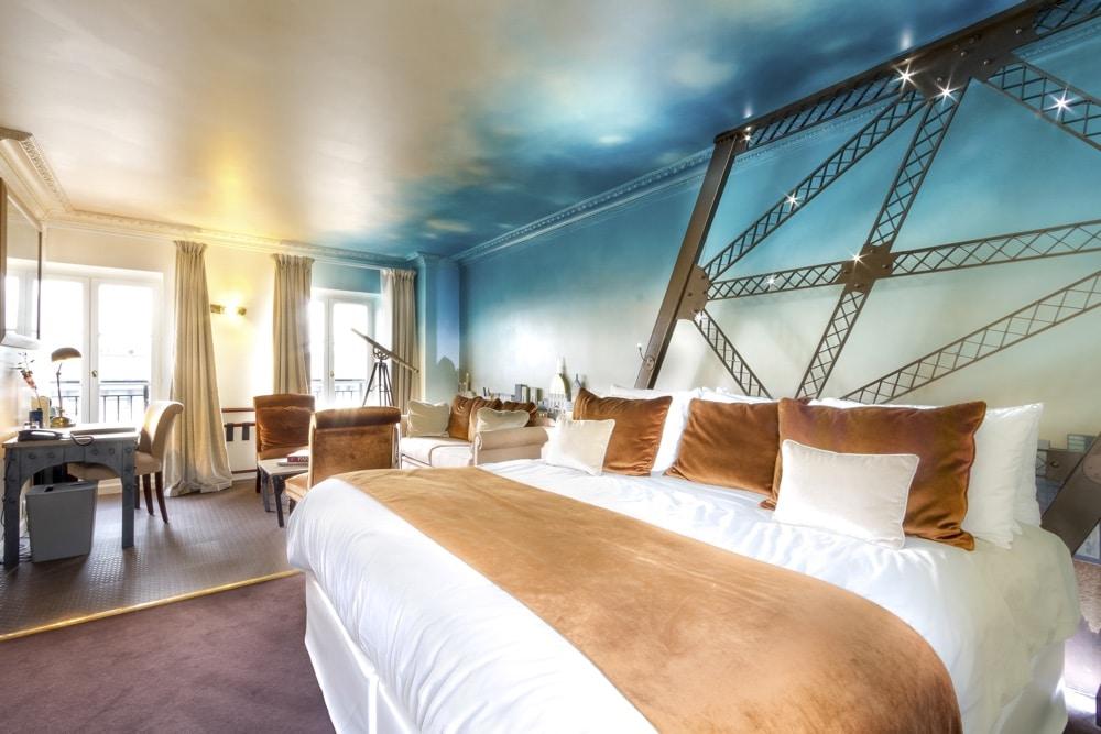 L'hôtel Eiffel Trocadéro : un hôtel au coeur de Paris engagé dans l'écotourisme