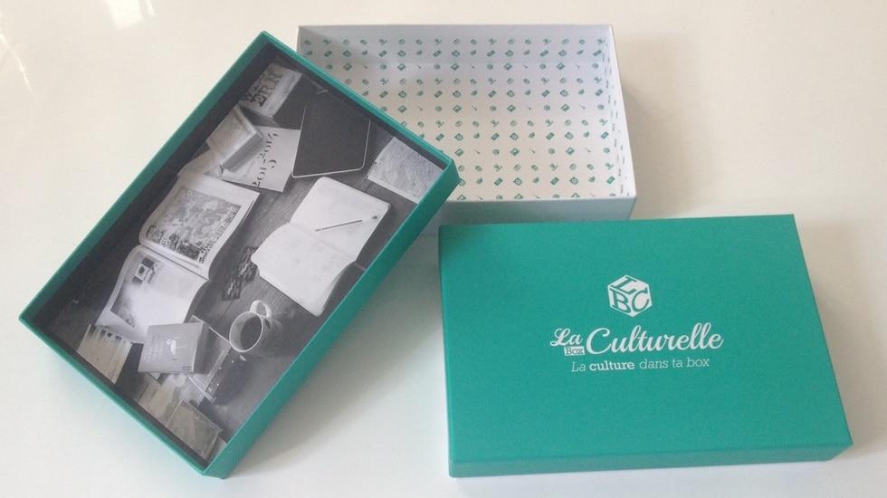 La Box Culturelle : plein de jolis moments à partager !