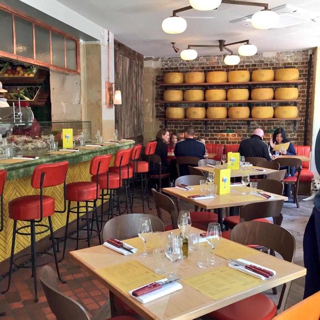 Chez Mamma Restaurant Paris