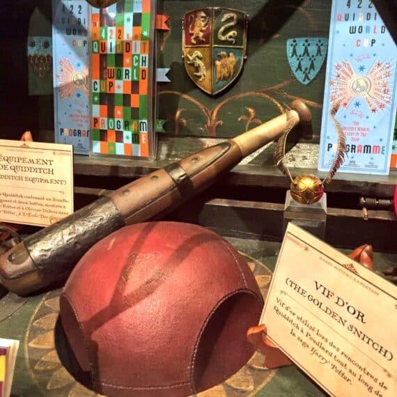 Harry Potter l'expo 12