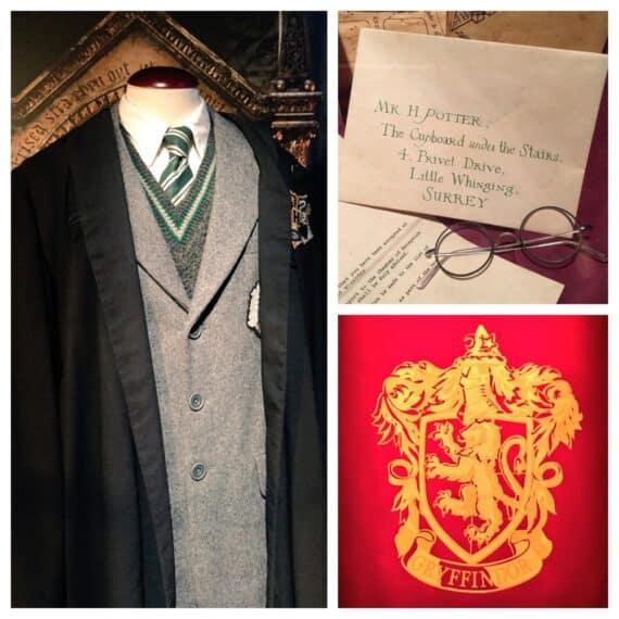 Harry Potter l'expo 30