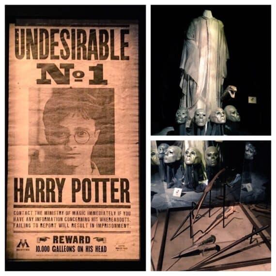 Harry Potter l'expo 33