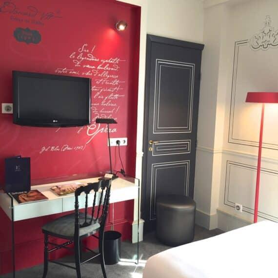 Hotel Edouard 7 13