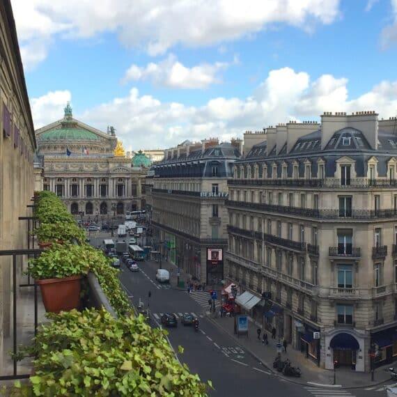 Hotel Edouard 7 9