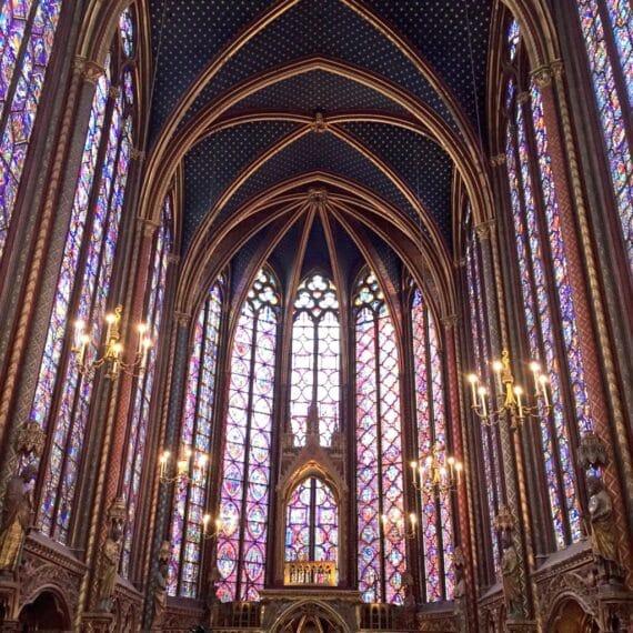La Sainte Chapelle 3