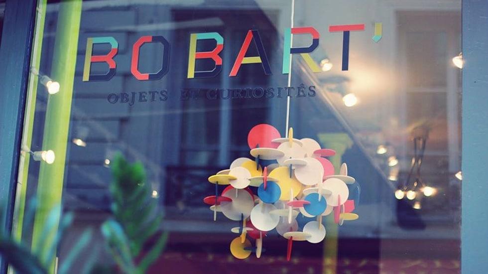 Des idées déco et cadeaux insolites et ludiques chez Bobart'