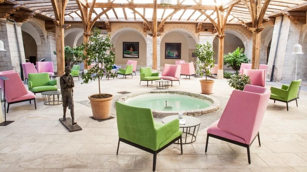 Luxe, calme et volupté en Provence au Couvent des Minimes