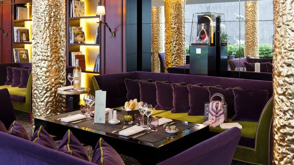 Brunch d'excellence à l'Hôtel Fouquet's Barrière Paris