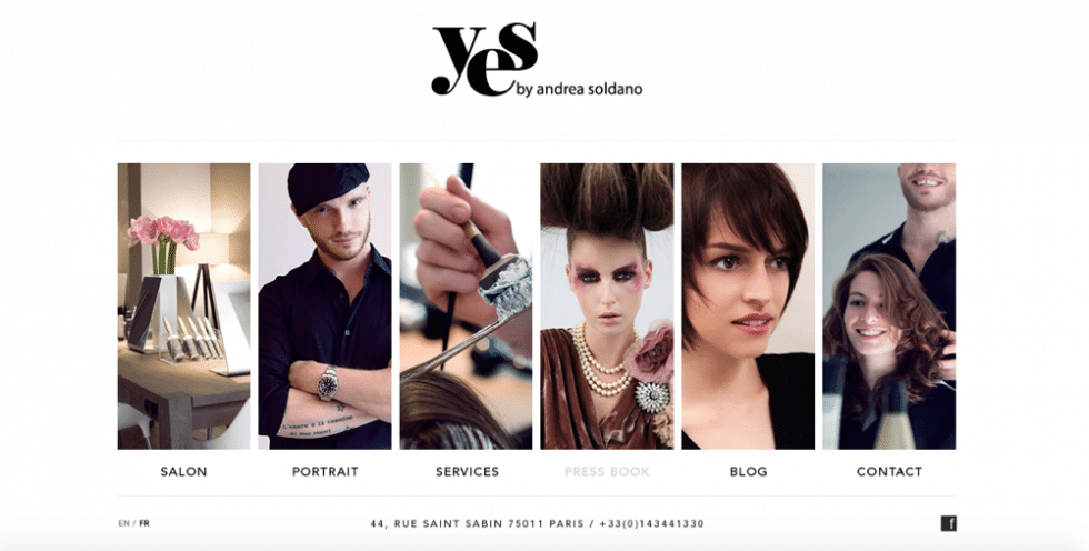 Yes by Andrea Soldano