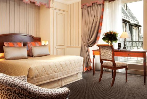 hôtel napoléon 4
