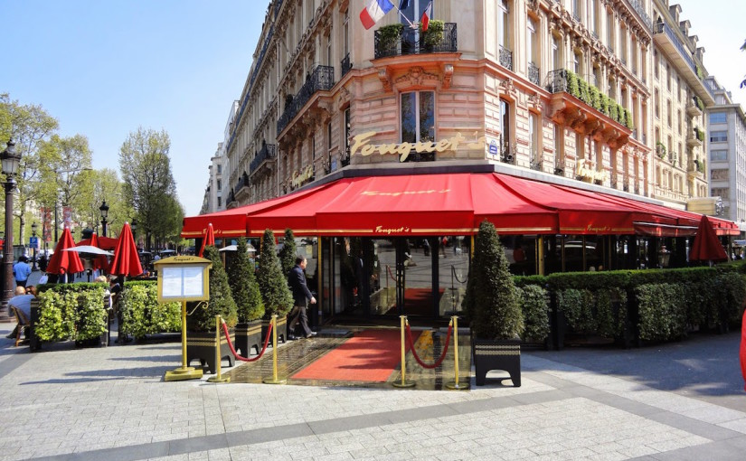 Restaurant Paris Les Coulisses