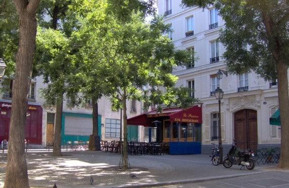 Place Sainte Marthe