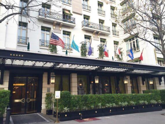 Hotel Napoleon 12