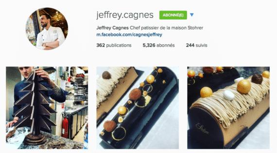 Instagram Jeffrey Cagnes