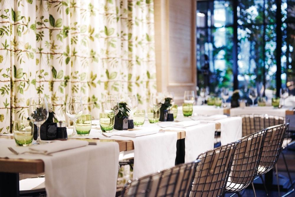 Cuisine moderne et inventive au Lulli, restaurant du Grand Hôtel du Palais Royal