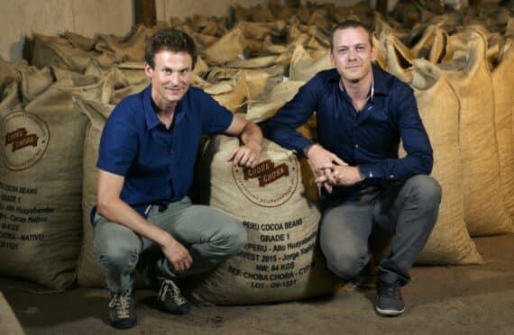 Eric Garnier & Christoph Inauen, Co-Fondateurs de Choba Choba