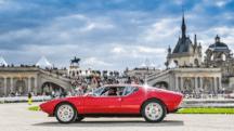 3ème édition du Chantilly Arts & Elégance Richard Mille, entre Automobile et Haute Couture
