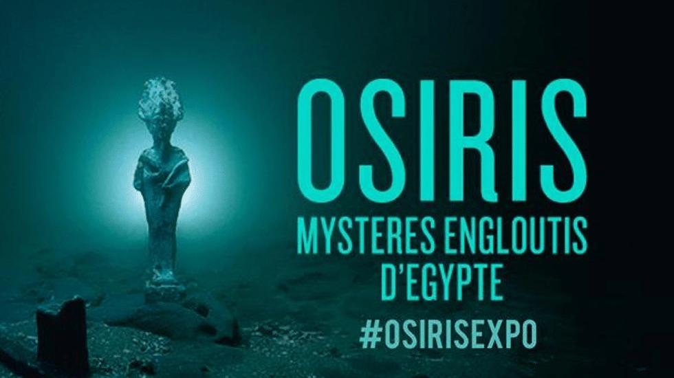 Percez les mystères engloutis d'Egypte avec l'exposition Osiris à l'Institut du Monde Arabe