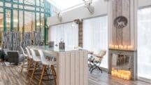 Tea-time sur la Terrasse Skandinave du Westin Paris-Vendôme
