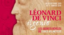 Découvrez les secrets de Léonard de Vinci à La Pinacothèque