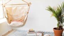 Et si vous preniez une pause détente dans un hamac ?