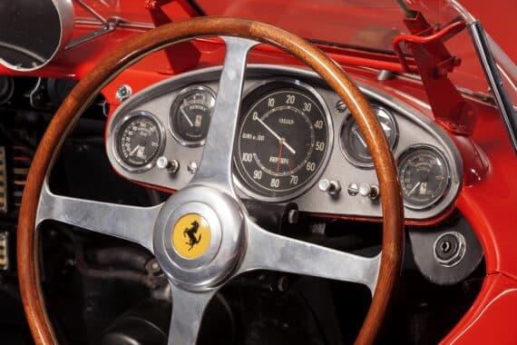 1957 Ferrari 315 335 S Scaglietti Spyer, Collection Bardino © Artcurial Motorcars