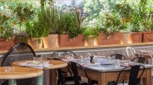 La Brasserie Auteuil, un rooftop aux accents du Sud dans le 16ème