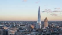 Admirez Londres d'en haut depuis le Shard, le plus haut gratte-ciel d'Europe