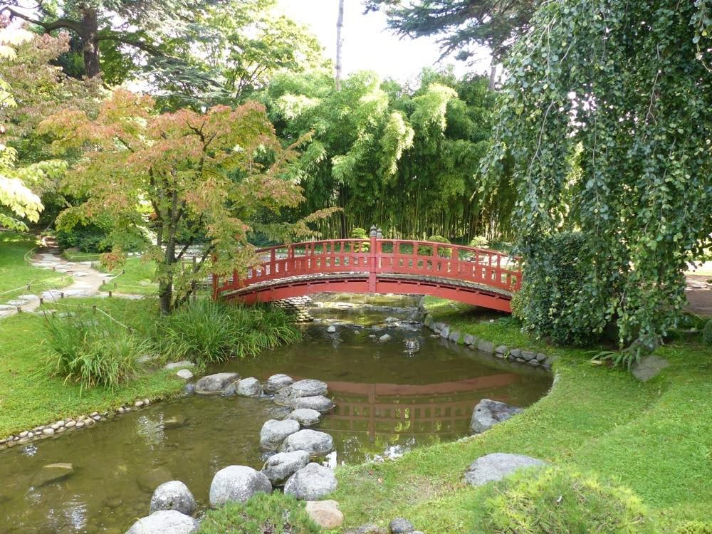 10 jardins paris que vous aimerez pour leur charme - Les jardins albert kahn ...
