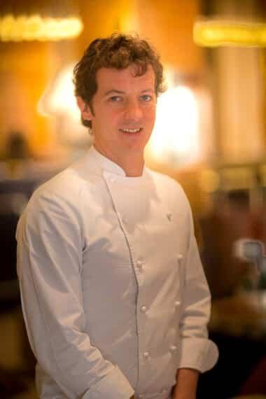Brice Mordent, Chef du Fouquet's à Cannes