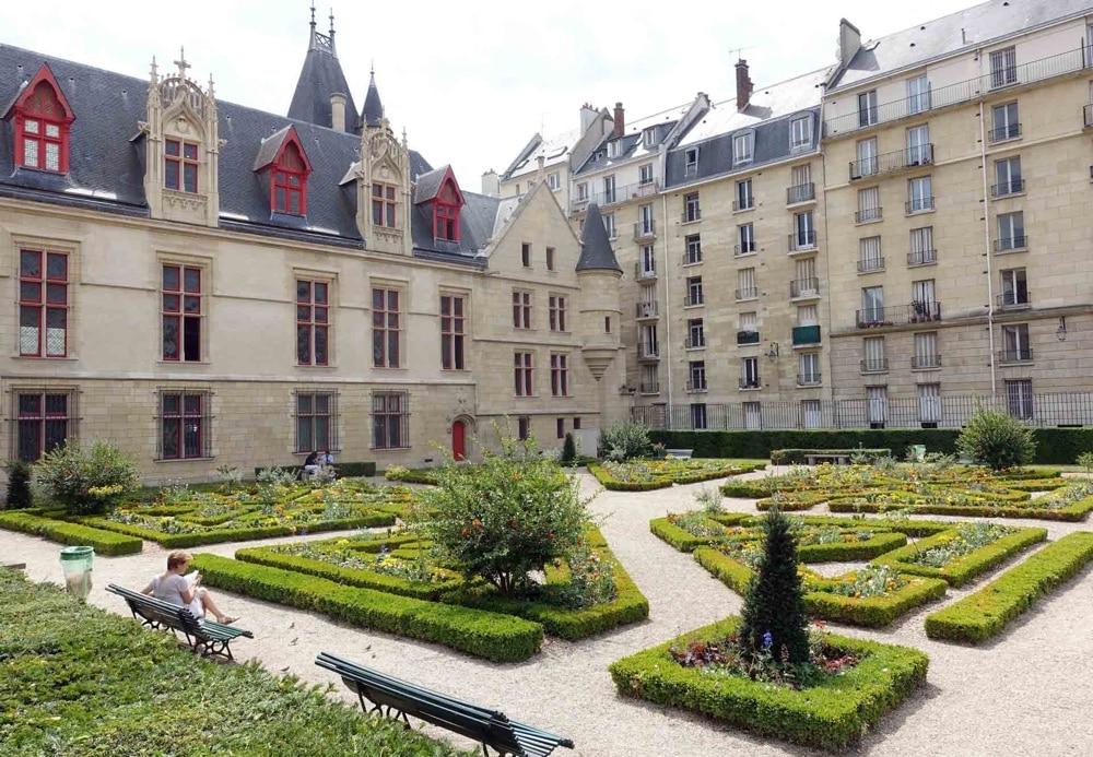 10 jardins à Paris que vous aimerez pour leur charme secret • Mon Paris Joli