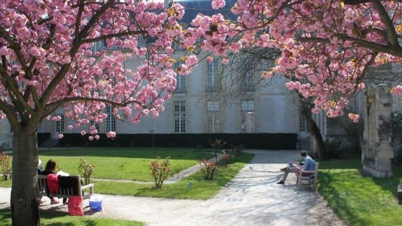 jardin des archives nationales 2